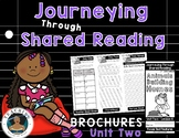 Journeying through Shared Reading: Unit Two Brochures - 2nd Grade