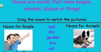 What Is A Pal? Promethean Board Flipchart- Journeys First Grade
