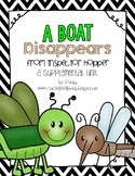 Journeys 1st Grade A Boat Disappears from Inspector Hopper {Unit 6, Lesson 29}