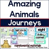 Amazing Animals Journeys 1st Grade | Journeys 1st Grade Unit 5 Lesson 22