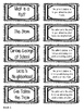 Journeys 1st Grade Author's Purpose Matching Cards (Lessons 1-30)