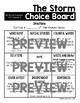 Journeys 1st Grade Choice Boards - Unit 1