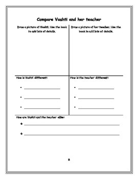 Journey's 1st Grade Comprehension Packets Lessons 26-30