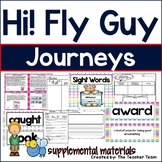 Hi! Fly Guy Journeys 1st Grade Unit 6 Lesson 29 Activities and Printables