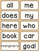 Journeys 1st Grade High Frequency and Vocab for Word Wall: Polka Dot