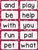 Journeys 1st Grade High Frequency and Vocab for Word Wall: Red Bandana