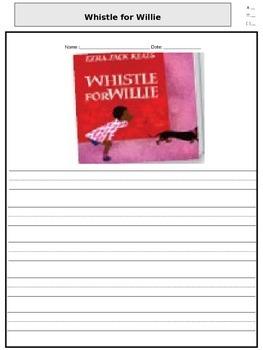 Journeys 1st Grade Lesson 23 Whistle for Willie