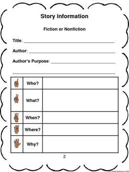 "Journeys 1st Grade ""Little Rabbit's Tale"" Comprehension Packet"