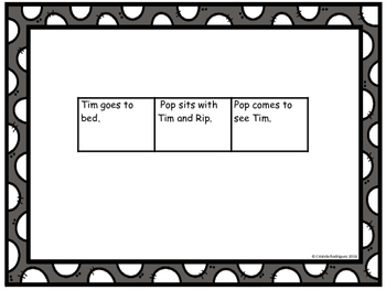 Journeys 1st Grade Sequence Cards (fiction story bundle)