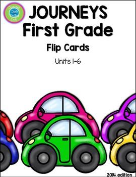 Journeys 1st Grade Sight Word Master & Earn Set