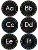 Journeys 1st Grade ~Sight Words~ Wall Headers ~ Chalkboard Style (All Lessons)