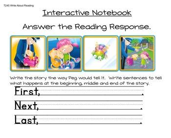 Journeys 1st Grade Smartboard Lesson 5