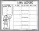 Journeys 1st Grade Spelling Word Work - Lesson 14 {Click File, Print}