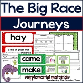 The Big Race Journeys 1st Grade Unit 3 Lesson 14 Activities and Printables