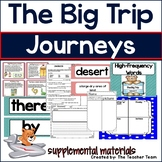 The Big Trip Journeys 1st Grade Unit 4 Lesson 17 Activities and Printables