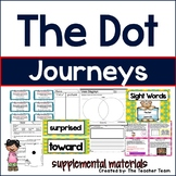 The Dot Journeys 1st Grade Unit 6 Lesson 26 Activities and Printables