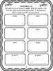 "Journeys 1st Grade ""The Garden"" from Frog and Toad Together Comprehension Packet"