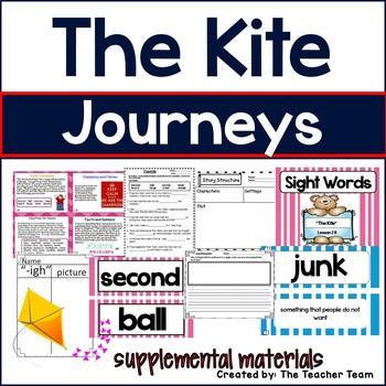 The Kite Journeys 1st Grade Supplemental Materials