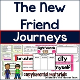 The New Friend Journeys 1st Grade Unit 5 Lesson 25 Activities and Printables