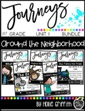 1st Grade Journeys Unit 1 Bundle {Supplemental Resources}