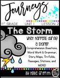 Journeys 1st Grade Unit 1 Lesson 2: The Storm