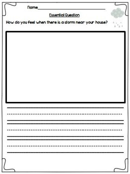 Journeys 1st Grade Unit 1 Supplemental Activities and Printables 2017