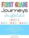 Journeys 1st Grade Unit 2 Trifolds