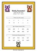 Journeys - 1st Grade/Unit 2 - Word Work Practice & Quick A