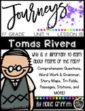Journeys 1st Grade {Unit 4, Lesson 19, Tomas Rivera}