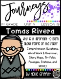 Journeys 1st Grade {Unit 4, Lesson 19, Tomas Rivera}