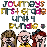 Journeys 1st Grade Unit 4 Supplement BUNDLE