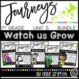 Journeys 1st Grade Unit 5 BUNDLE