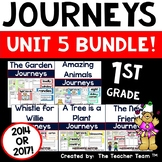 Journeys 1st Grade Unit 5 Supplemental Activities and Printables 2014 or 2017