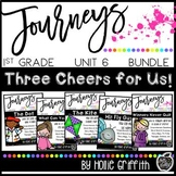 Journeys 1st Grade Unit 6 Bundle
