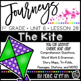 Journeys 1st Grade {Unit 6, Lesson 28, The Kite}