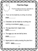 """Journey's 1st Grade, """"Where Does Food Come From?"""" Comprehension Packet"""