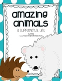 Journeys 1st Grade~Amazing Animals {Unit 5, Lesson 22}