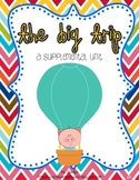 Journeys 1st Grade~The Big Trip {Unit 4, Lesson 17}