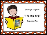 "Journeys 1st grade ""The Big Trip"" Sequence Map"