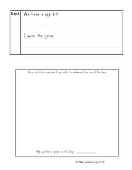 Journeys (2014) Daily Proofreading - Unit 1 for 2nd Grade