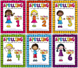 Journeys (2014, 2017 Editions), 2nd Grade Spelling Materials Bundle