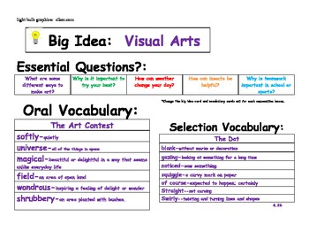 Journeys 2014/2017 First Grade Oral and Selection Vocabulary Unit 6