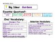 Journeys 2014 First Grade Oral and Selection Vocabulary Unit 5