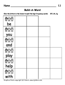 Journeys 2014/2017 First Grade Unit 1 Lesson 1: What Is a Pal?