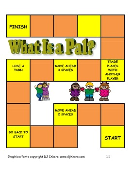 Journeys 2014/2017 First Grade Unit 1 Lesson 1  What Is a Pal?