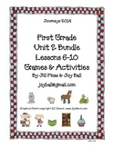 Journeys 2014/2017 First Grade Unit 2 Bundle