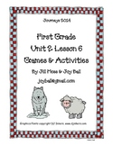 Journeys 2014/2017 First Grade Unit 2 Lesson 6: Jack and the Wolf