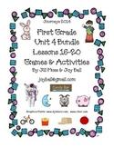 Journeys 2014/2017 First Grade Unit 4 Bundle