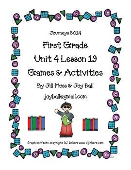 Journeys 2014 First Grade Unit 4 Lesson 19: Thomas Rivera