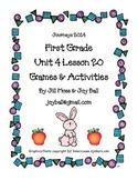 Journeys 2014/2017 First Grade Unit 4 Lesson 20: Little Rabbit's Tale
